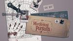 Murderous Pursuits: Victorian murder party - Artwork