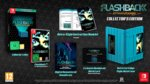 Flashback coming to Nintendo Switch - Collector Edition