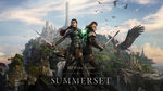 The Elder Scrolls Online goes to Summerset - Key Art