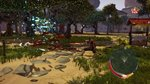 Gamersyde Review : Extinction - Images maison