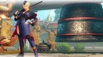 Falke to join Street Fighter V on April 24 - Falke Artwork