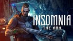 New trailer of INSOMNIA: The Ark - Artwork