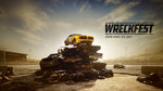 Wreckfest leaves early access June 14 - Key Art