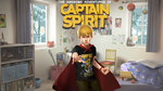 E3: Captain Spirit trailer - E3: key art