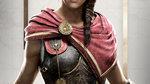 E3: Assassin's Creed Odyssey trailer - E3: Alexios & Kassandra Artworks