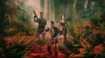 Jagged Alliance: Rage! announced - Key Art