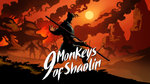 9 Monkeys of Shaolin: Gameplay Trailer - Key Art
