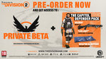 GC: New screens of The Division 2 - Pre-Order Bonus
