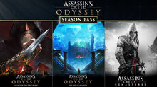 Post-Launch Plan of Assassin's Creed Odyssey - Season Pass Artwork