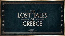 Post-Launch Plan of Assassin's Creed Odyssey - The Lost Tales of Greece Artwork