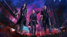 TGS: DMC5's Dante is unveiled - Key Art Deluxe Edition