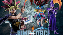 TGS: Jump Force reveals new characters - Character Artworks