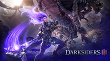Darksiders III shows Fury's powers - Force Fury Artwork
