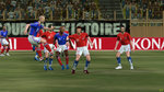 GC06: PES6 Gameplay - Xbox 360 images