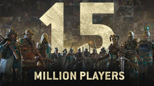 For Honor: 15M players ahead of Marching Fire - 15 Million Players Artwork