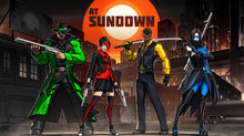 At Sundown launches on Discord first - Key Art
