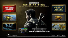 Just Cause 4: Panoramic Trailer - Gold Edition & Expansion Pass