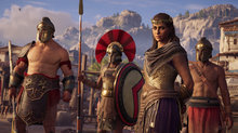 AC Odyssey launches Shadow Heritage - Legacy of the First Blade Episode 2 screens