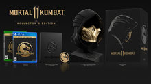 <a href=news_mortal_kombat_11_gameplay_reveal_story_mode_new_fighter_and_more-20642_en.html>Mortal Kombat 11: Gameplay Reveal, Story Mode, New Fighter and more</a> - Kollector's Edition