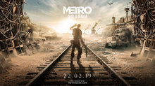The weaponry in Metro Exodus - Summer Key Art