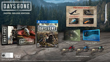 The large and dangerous world of Days Gone - Digital Deluxe Edition
