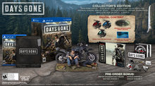 The large and dangerous world of Days Gone - Collector's Edition