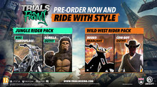 Trials Rising details its post-launch plan - Gold Edition & Pre-Order Bonus