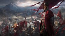 Un tyran pour Total War: Three Kingdoms - Key Arts