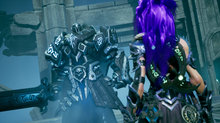 Darksiders III enters The Crucible - The Crucible DLC screens