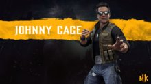 Johnny Cage joins Mortal Kombat 11 - Johnny Cage Artwork