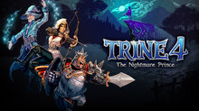 Trine 4 unveiled - Key Art