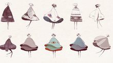 GRIS gets a free update - Undone - Concept Art samples