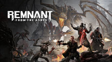Remnant: From the Ashes dated - Artwork