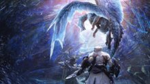 Monster Hunter World: Iceborne se précise - Iceborne Key Art