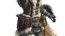 Monster Hunter World Iceborne DLC detailed - Iceborne Character Art