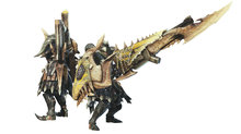 Monster Hunter World Iceborne DLC detailed - Iceborne Weapon Art
