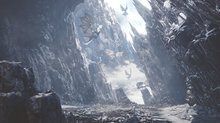 Monster Hunter World Iceborne DLC detailed - Iceborne Hoarfrost Reach Art