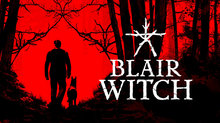 E3 : Bloober Team dévoile Blair Witch - E3: Key Art