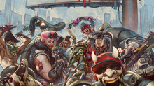 E3: Ninja Theory's Bleeding Edge formally unveiled - Key Art