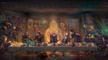 Children of Morta gets a free time-limited beta - Last Supper Key Art