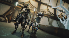 Warframe reveals new open world, cinematic quest, opening intro and Empyrean gameplay - Wukong Prime