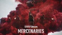 Le mode Mercenaries de Ghost Recon: Wildlands disponible - Mercenaries Key Art