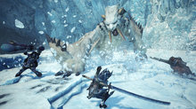 We previewed MHW: Iceborne - Screenshots
