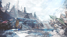 GSY Preview : Monster Hunter World: Iceborne - Images éditeur