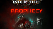 Warhammer 40,000: Inquisitor - Prophecy is out - Key Art