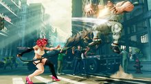 Poison, Lucia & E. Honda joining Street Fighter V - 15 screens