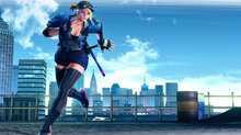Poison, Lucia & E. Honda joining Street Fighter V - E. Honda / Lucia / Poison Artworks