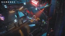 Adaptive cyberpunk RPG Gamedec revealed - 7 screenshots