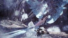 GC: New Monster Hunter World Iceborne trailer - Iceborne screenshots
