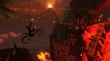 GC: Trials Rising donne une date pour Crash & Sunburn - Images Crash & Sunburn